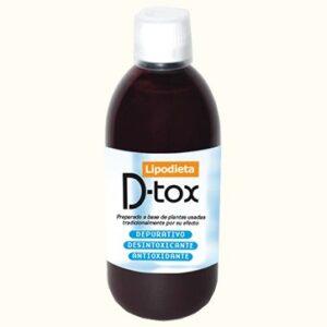 LIPODIETA D-TOX